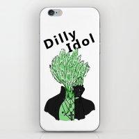 Dilly Idol iPhone & iPod Skin
