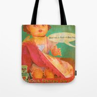 Don't Do It Peek-A-Boo S… Tote Bag