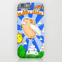 iPhone & iPod Case featuring Let it snow by complesso gasparo