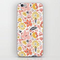 Betty iPhone & iPod Skin