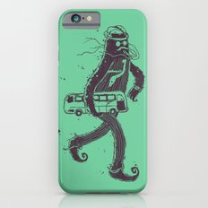 I Hate Taking The Bus To Work iPhone 6 Slim Case