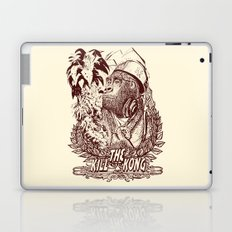 KILL THE KONG Laptop & iPad Skin