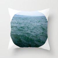 Nautical Porthole Study … Throw Pillow