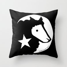 Unaffiliated Party Star Throw Pillow