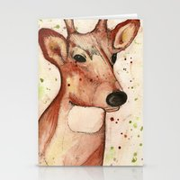 Master Deer Stationery Cards