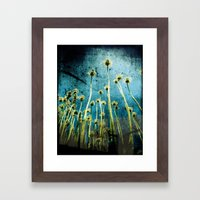 High Flow::er Framed Art Print