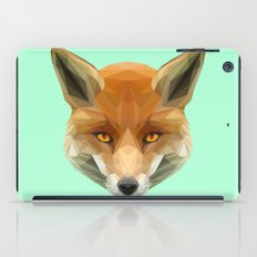 Poly the Fox iPad Case