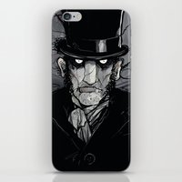Welcome To The Underworl… iPhone & iPod Skin