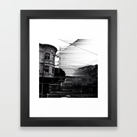 Deconstructions 2B Framed Art Print