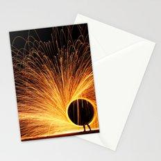 SACRED FIRE GODDESS Stationery Cards