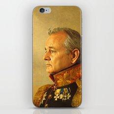 Bill Murray - Replacefac… iPhone & iPod Skin