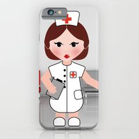 Jobs Serie: The Nurse iPhone 6 Slim Case