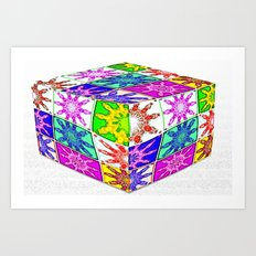 more abstract Art Print