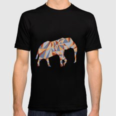 When in India Mens Fitted Tee Black SMALL