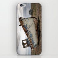 The Trawler, Dungeness, Kent iPhone & iPod Skin