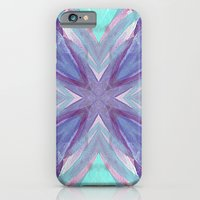 Watercolor Abstract iPhone 6 Slim Case