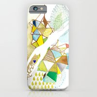 iPhone & iPod Case featuring AGUA by Jeremy D.