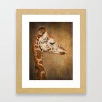 Beautiful Baby Framed Art Print