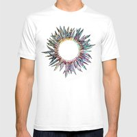 Dreams Escape Before I Wake Mens Fitted Tee White SMALL