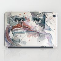 A Sealed Thought iPad Case