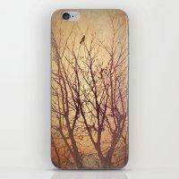 Night Watch iPhone & iPod Skin