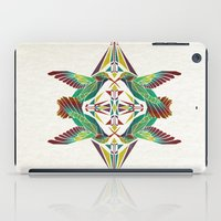 Hummingbird  iPad Case