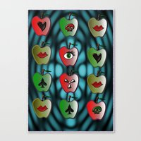 Temptations Canvas Print