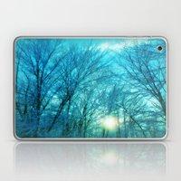 Landscape ~ Winter Sunse… Laptop & iPad Skin