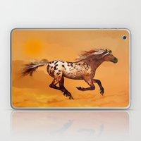 HORSE - An Appaloosa Cal… Laptop & iPad Skin