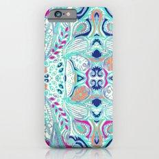 Bright Damask Jungle iPhone 6 Slim Case