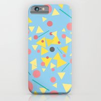 Chaos Around You iPhone 6 Slim Case