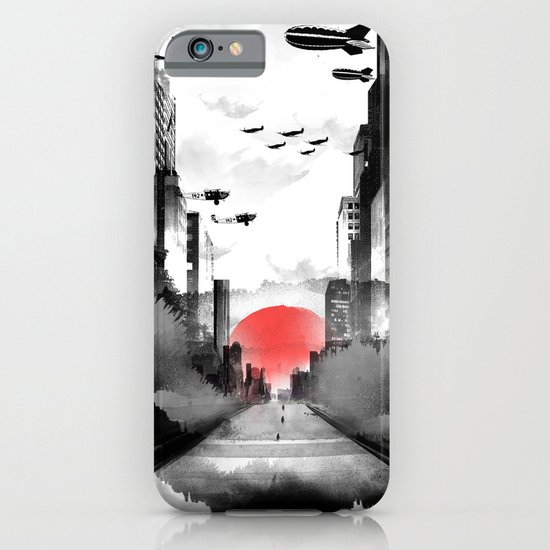 Still Rising iPhone & iPod Case