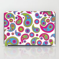 Paisley Party iPad Case