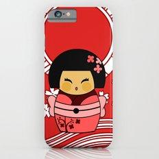 Kokeshi Sakura Slim Case iPhone 6s