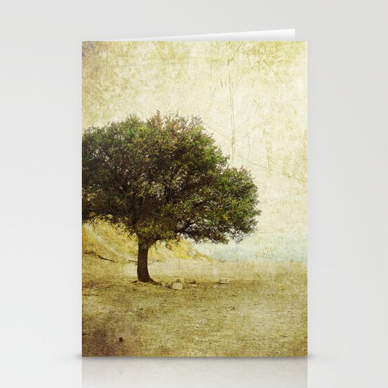The Tree Stationery Card