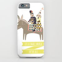 Its a Small World iPhone 6 Slim Case
