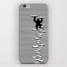 kongalism iPhone & iPod Skin