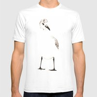The New Member Mens Fitted Tee White SMALL