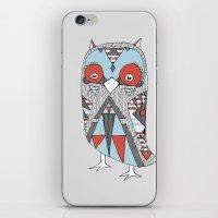 Urban Owlfitters iPhone & iPod Skin