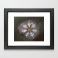 A View Inside II Framed Art Print