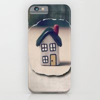 iPhone & iPod Case featuring Tiny House by They Come Along