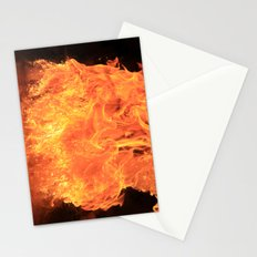 Fire Fire Fire Stationery Cards