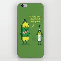 M'Soda iPhone & iPod Skin