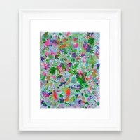 How Does Your Garden Gro… Framed Art Print