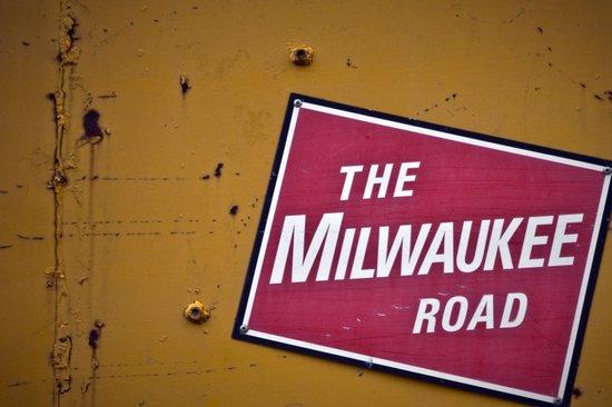 The Milwaukee Road Art Print