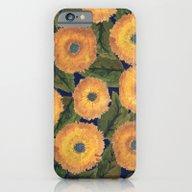 Sunflower Afternoon iPhone 6 Slim Case