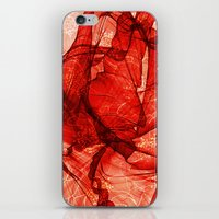 Poppy Veildance iPhone & iPod Skin