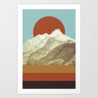 MTN Art Print