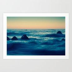 Give / Take Art Print