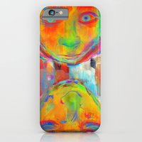 iPhone Cases featuring Dropular Tides by Archan Nair
